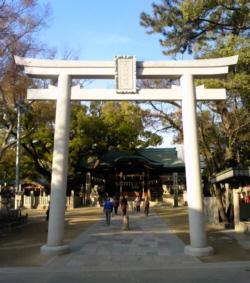石切劔前神社